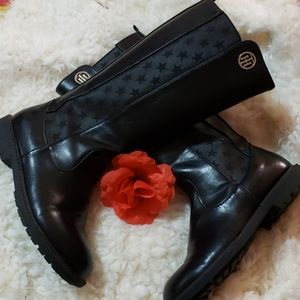 Girls Tommy Hilfiger boot
